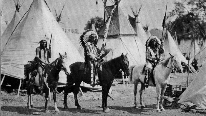 Are There Any Online Photo Galleries of American Indians?