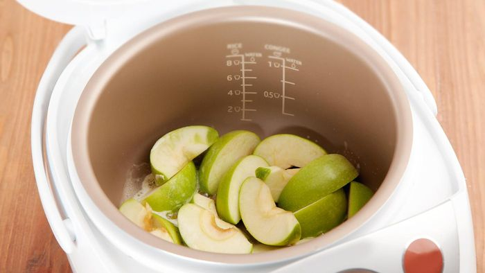 What are some good Crock-Pot recipes for apple butter?