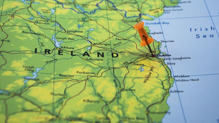 Where Can You Find a Printable Map of Ireland?