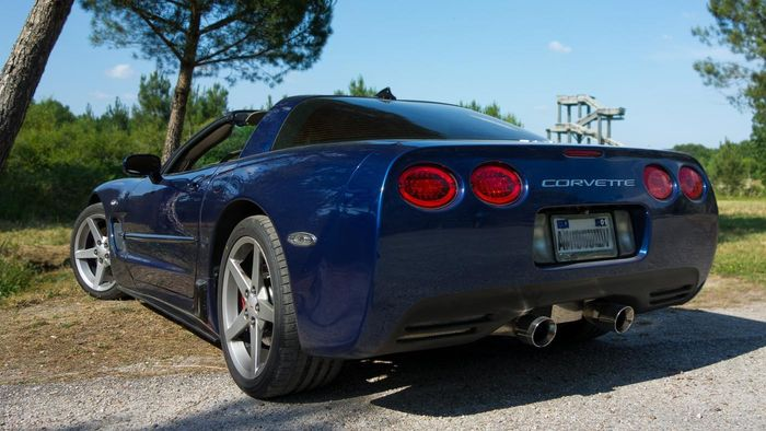 Where Can You Find Used Corvette Parts?