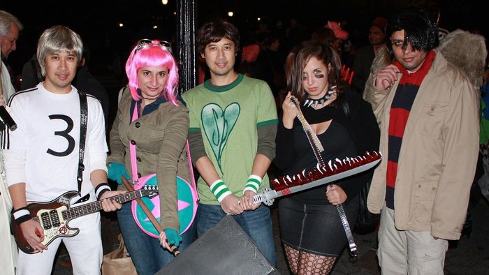 What Are Some Fun Costume Ideas for a Group?
