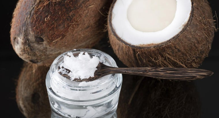 What Are Some Healthy Recipes That Use Coconut Oil?