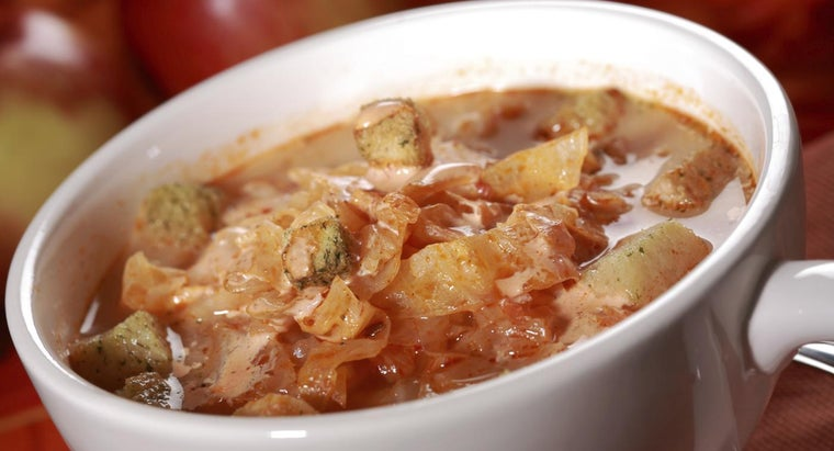 What Is a Mild Mexican Menudo Recipe?