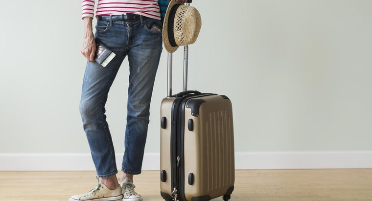 What Items Are Not Allowed in Carry-on Luggage on an Airplane?