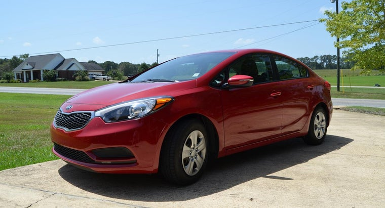 What Were Some of the Cars Kia Produced in 2015?