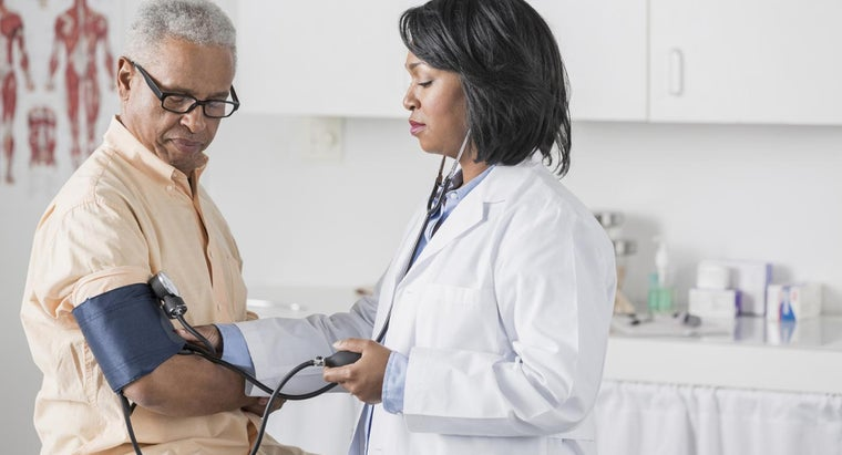 Where Can You Find a Blood Pressure Chart for Men?