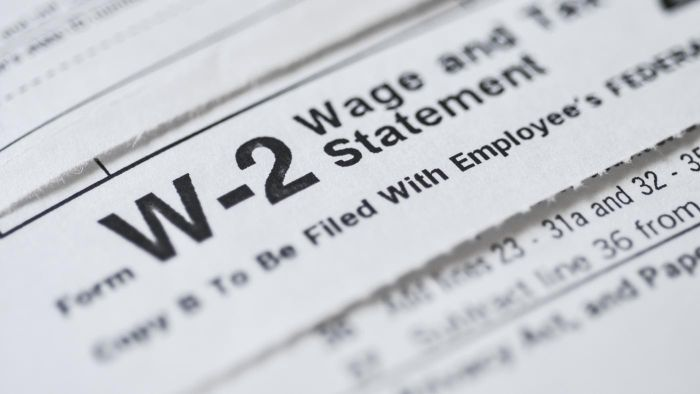 How Can You Get Your W-2 Form Online?