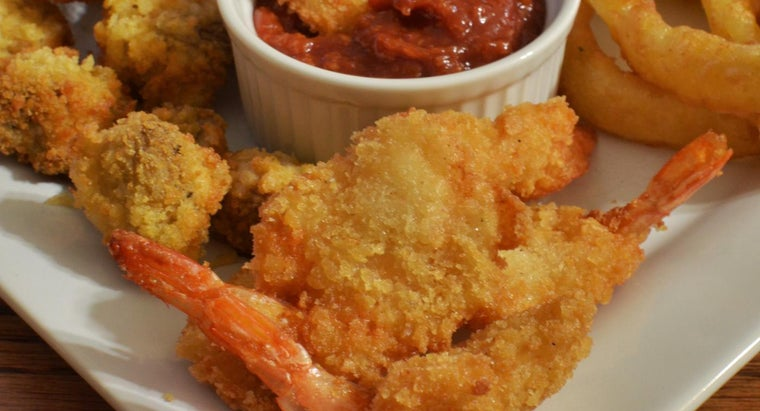 What Are Some Recipes for Deep Fried Shrimp?