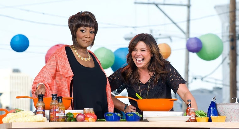 "How Do You View Recipes Featured on ""The Rachael Ray Show""?"