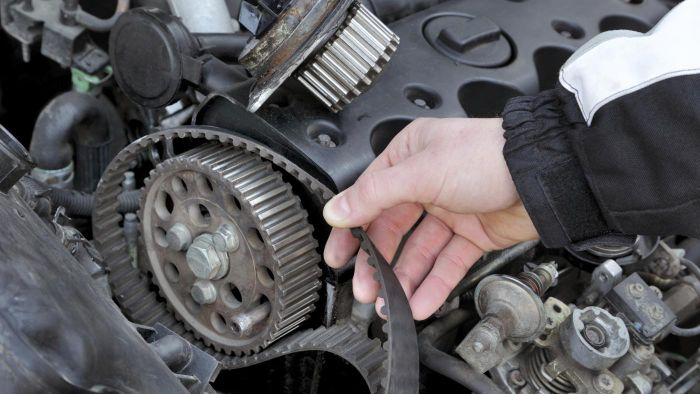 How Much Does It Cost to Change a Timing Belt?