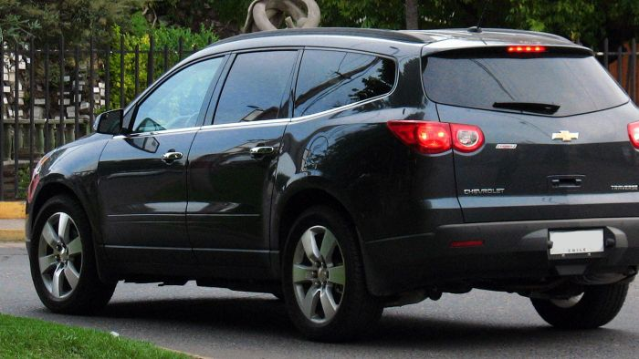 What Are Some Common Problems Associated With the Chevy Traverse?