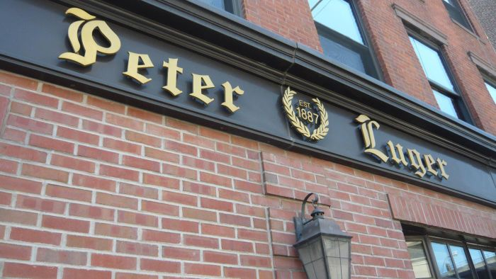 Where Is the Peter Luger Steakhouse Menu Found Online?