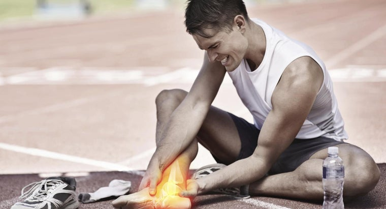 How Do You Treat Ankle Tendonitis?