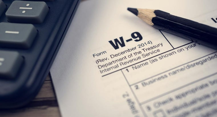 Where Can You Find a Printable IRS W-9 Form in PDF?
