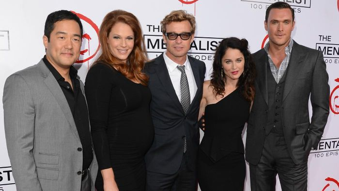 "What actors are on the cast of ""The Mentalist""?"