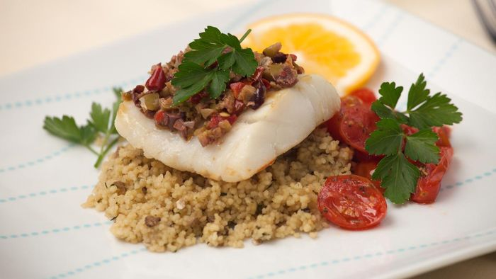 What Are Some Simple Recipes for Baked Halibut?