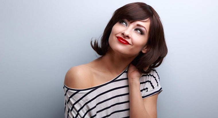 Can You Have a Short Bob Hairstyle If You Have Thin Hair?