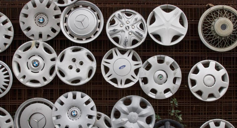Where Can You Buy Used Hubcaps?