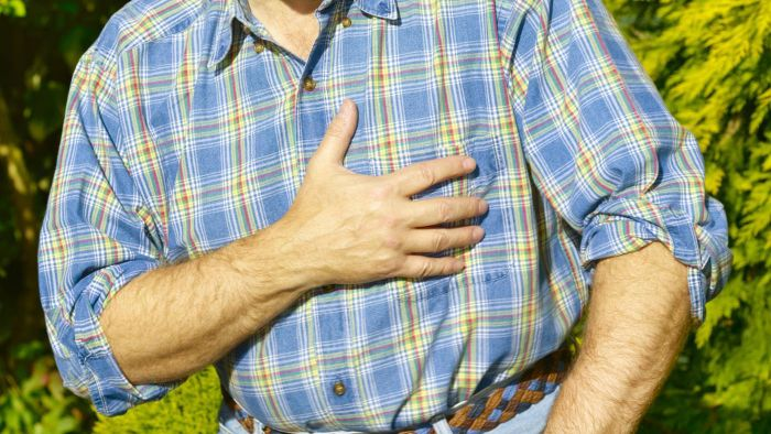 Is an angina attack the same thing as a heart attack?