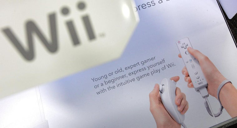 What Was the First Wii Game?