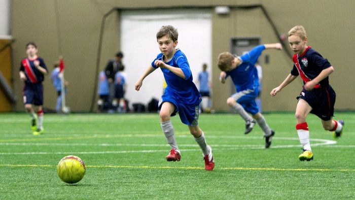 What Are the Dimensions of an Indoor Soccer Field?