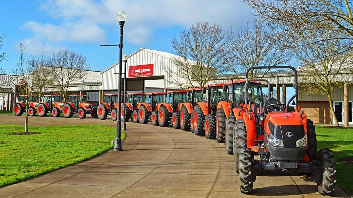 Where Can You Find a Price List of Kubota Tractors?