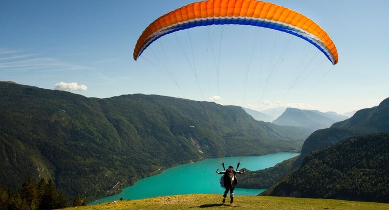 What Is Powered Paragliding?