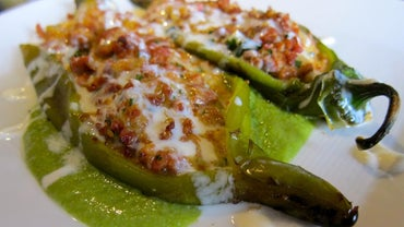 What Are Some Easy Recipes for Chile Relleno?