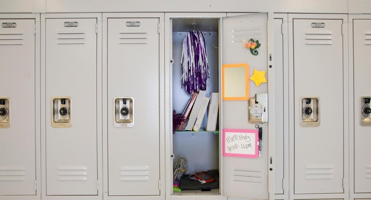 What Supplies Do You Need for Your Middle School Locker?