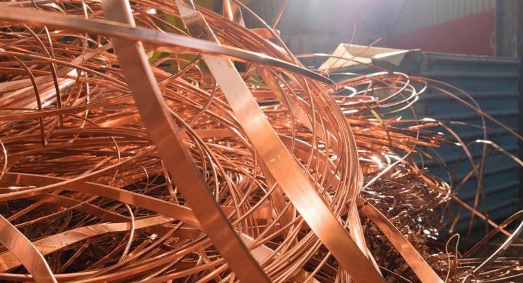 Where Can You Find a Price Chart for Scrap Copper?