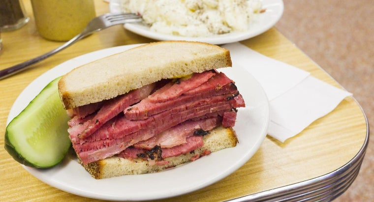 What Kind of Meat Is Pastrami?