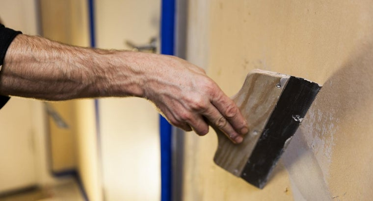 How Do You Repair Plaster Walls?