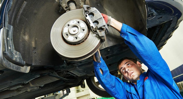 What Is the Average Cost to Replace Your Front Brakes?