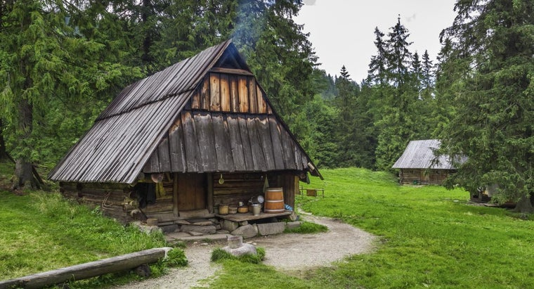 What Are Some Plans for a Wooden Smokehouse?