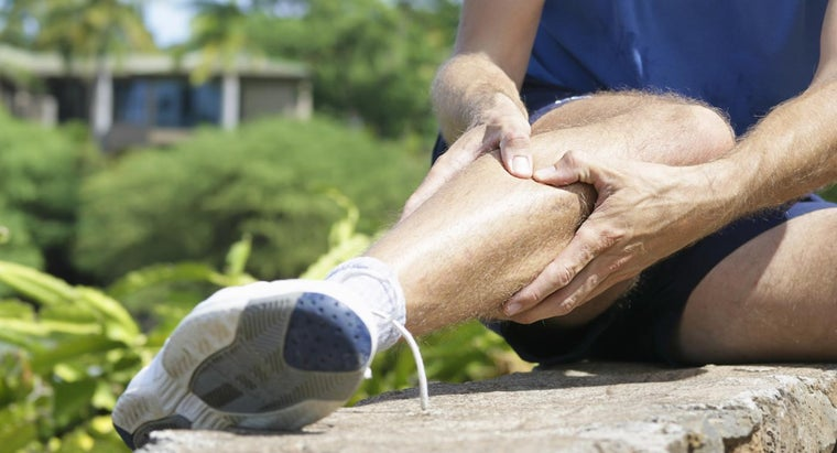 What Are Some Possible Causes of Shin Cramps?