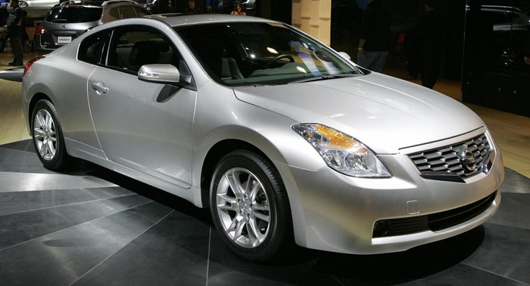 Where Is the Nissan Altima Recall List?