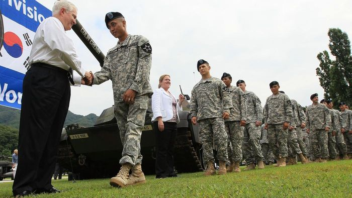 Can You View a Map Online of Camp Casey in South Korea?