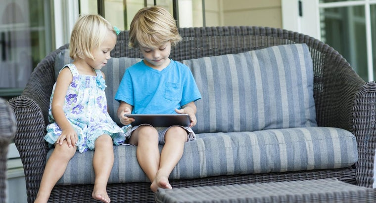 What Are Some Good Tablets for Small Children to Use?