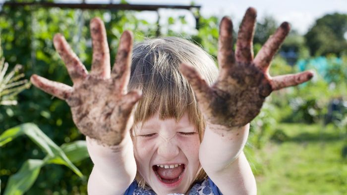 What are some good soil facts for kids?