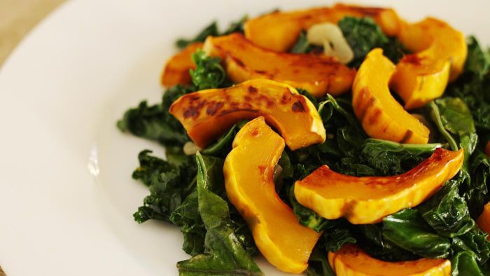Where Can Squash Recipes Be Found?
