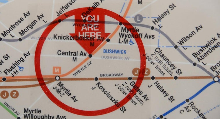 Where Can You Find a Good MTA Trip Planner Map?