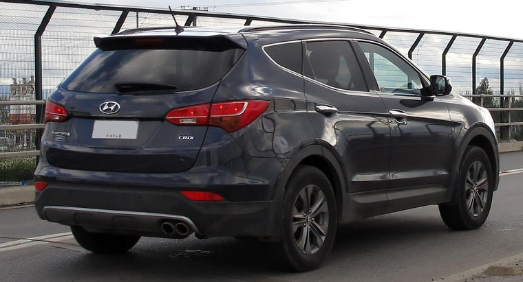 What Are the Specs of a Hyundai Santa Fe?