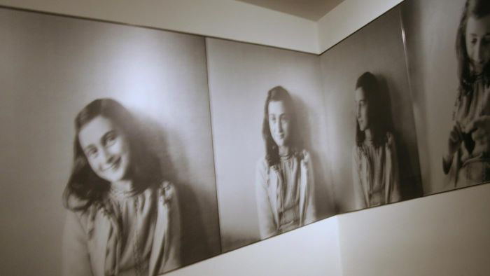 What is the story of Anne Frank?