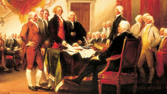 Who Are the Founding Fathers?