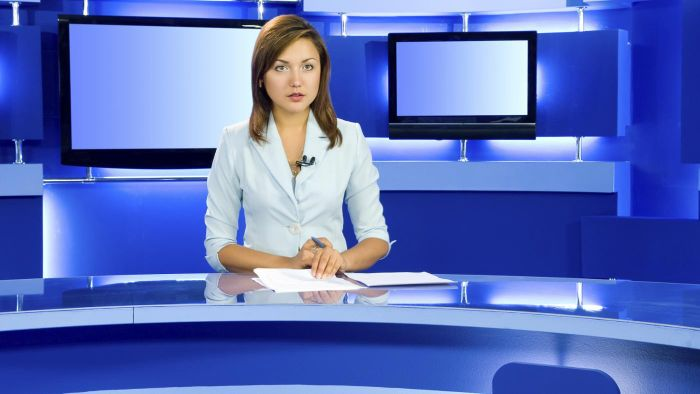 Where Can You Find Pictures of Female News Anchors?