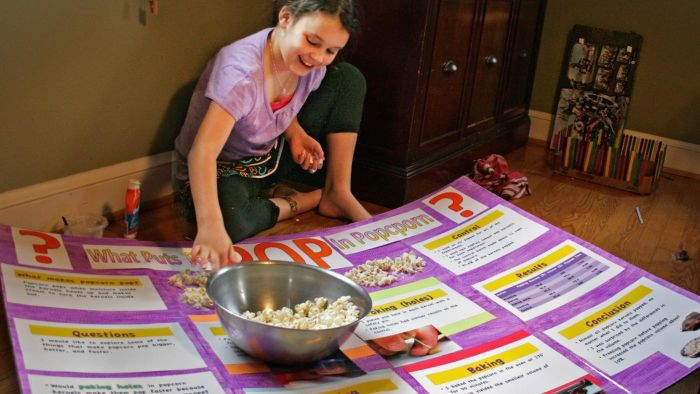 Where Can You Find Ideas for a Science Fair Project?