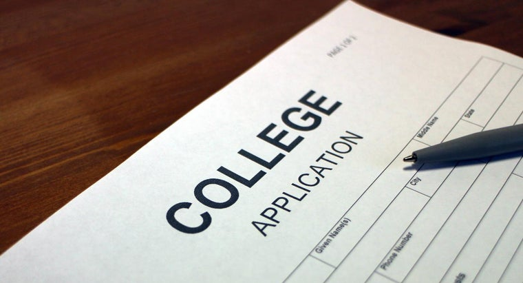 What Is the Typical University Application Process?