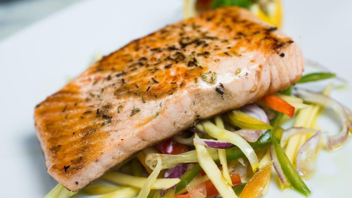 What Are Recipes for Simple Oven-Baked Salmon?