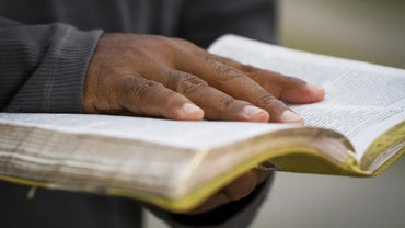 What Are the First Five Books of the Bible Called?