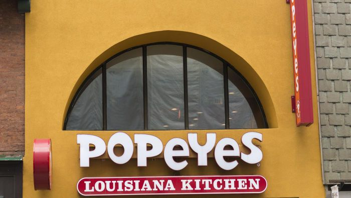 What Type of Products Are on Popeyes Chicken Menu?